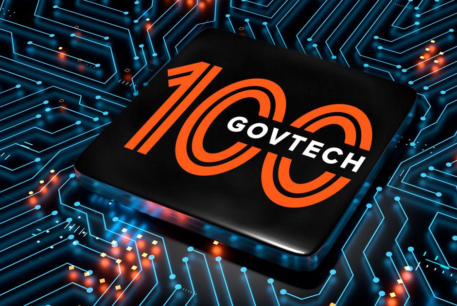 GovTech 100 logo